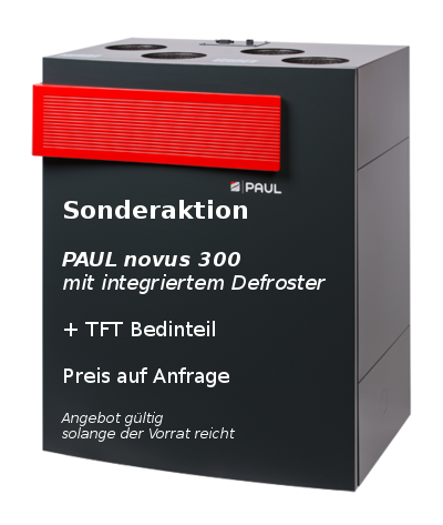 Sonderaktion PAUL NOVUS 300